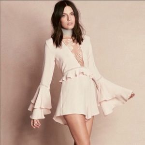 For love & lemons romper